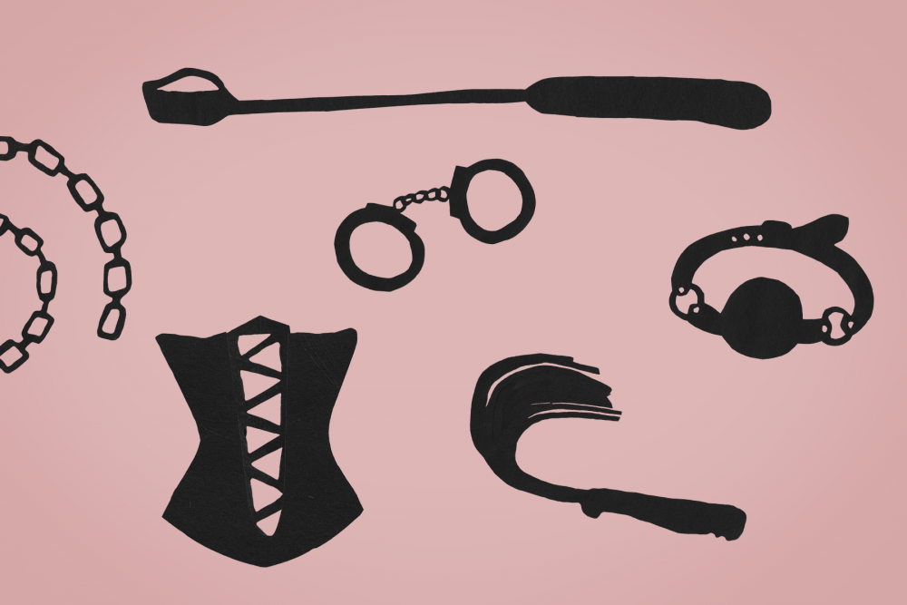 Sweet sweet kink: a collection of BDSM stories